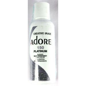 Adore Semi-Permanent Haircolor #150 Platinum 118ml